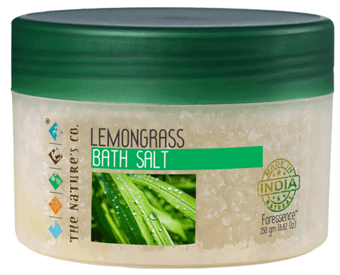 LEMONGRASS BATH SALT (250 gm) - EOSS