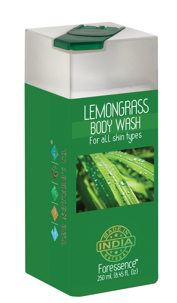LEMONGRASS BODY WASH (250 ml)