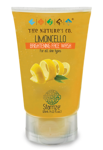 LIMONCELLO BRIGHTENING FACE WASH (125 ml)