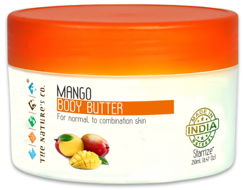 MANGO BODY BUTTER (250 ml)