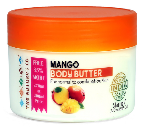 MANGO BODY BUTTER (270 ml)