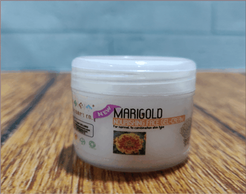 MARIGOLD NOURISHING FACE GEL-CREAM (25 ML)