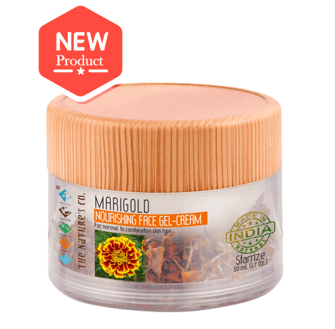 MARIGOLD NOURISHING FACE GEL-CREAM (50 ML)