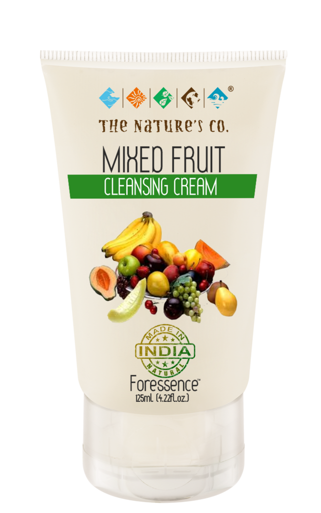 MIXED FRUIT CLEANSING CREAM (125 ml)