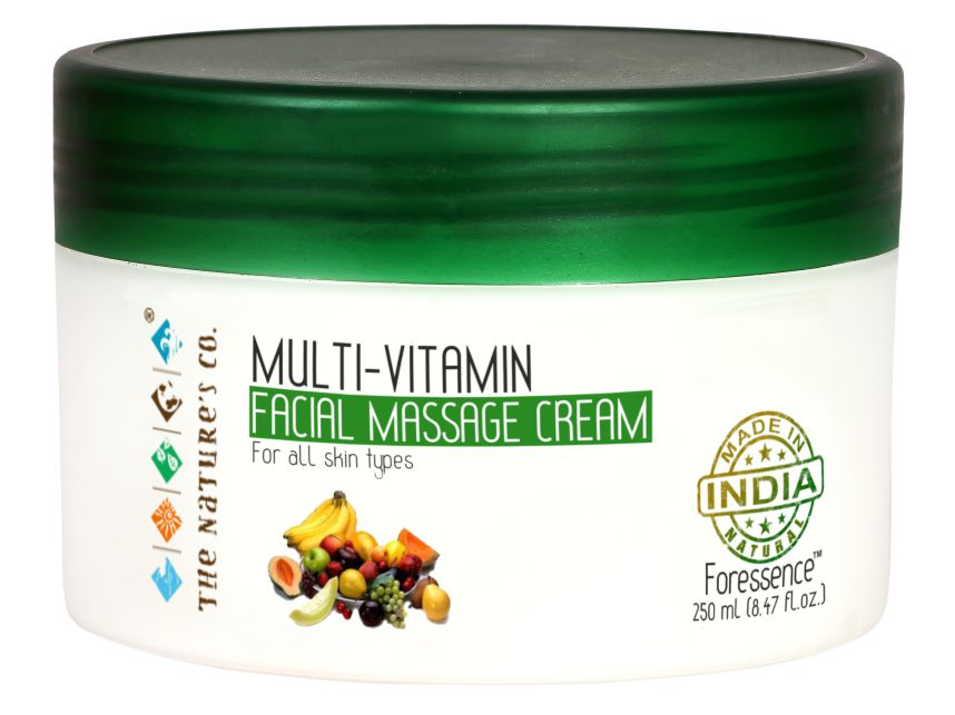 MULTI-VITAMIN FACIAL MASSAGE CREAM (250ml)