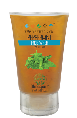PEPPERMINT FACE WASH (125 ML)
