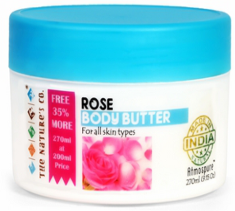 ROSE BODY BUTTER (270 ml)