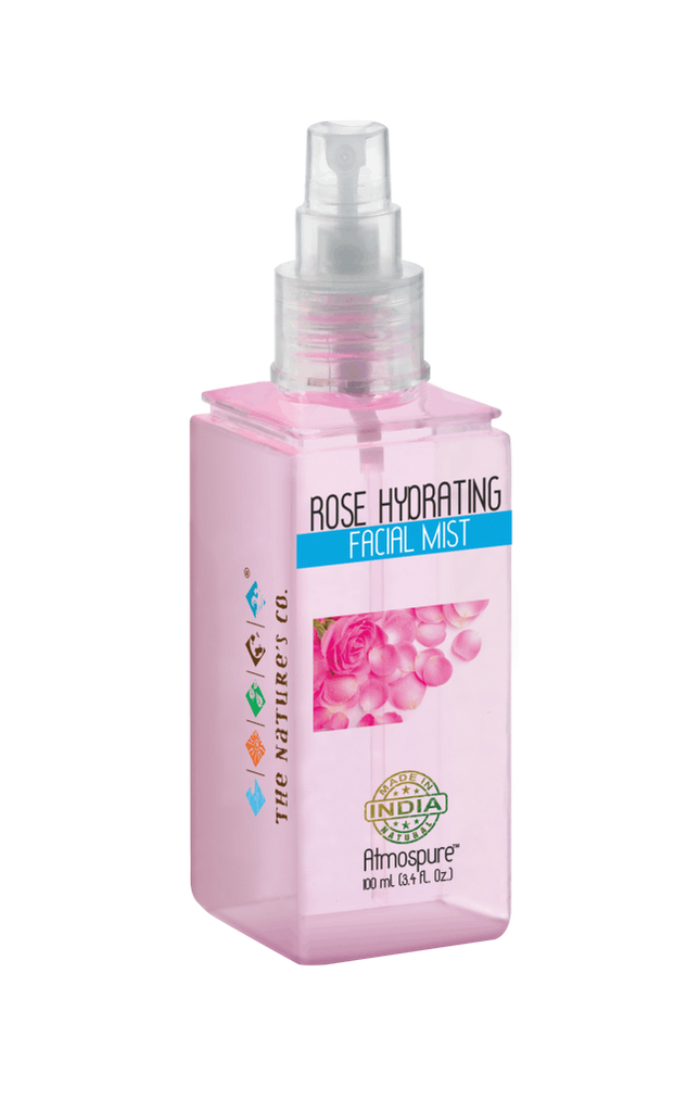 ROSE HYDRATING FACIAL MIST (100 ML)