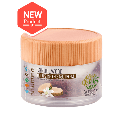 SANDALWOOD NOURISHING FACE GEL-CREAM (50 ML)-EOSS