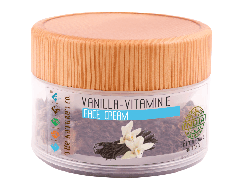 VANILLA VITAMIN E FACE CREAM (50 ml)