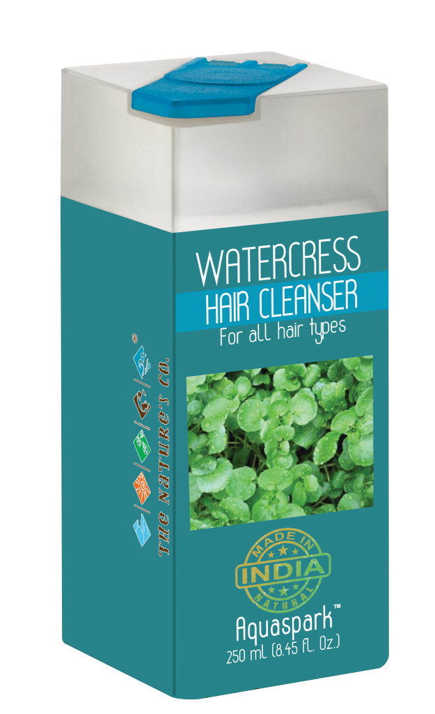WATERCRESS HAIR CLEANSER (250ml)
