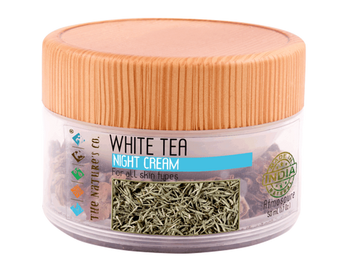 WHITE TEA NIGHT CREAM (50 ml)- EOSS
