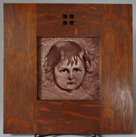 Pardee Tile Frenzel Child Bungalow Bill Antique
