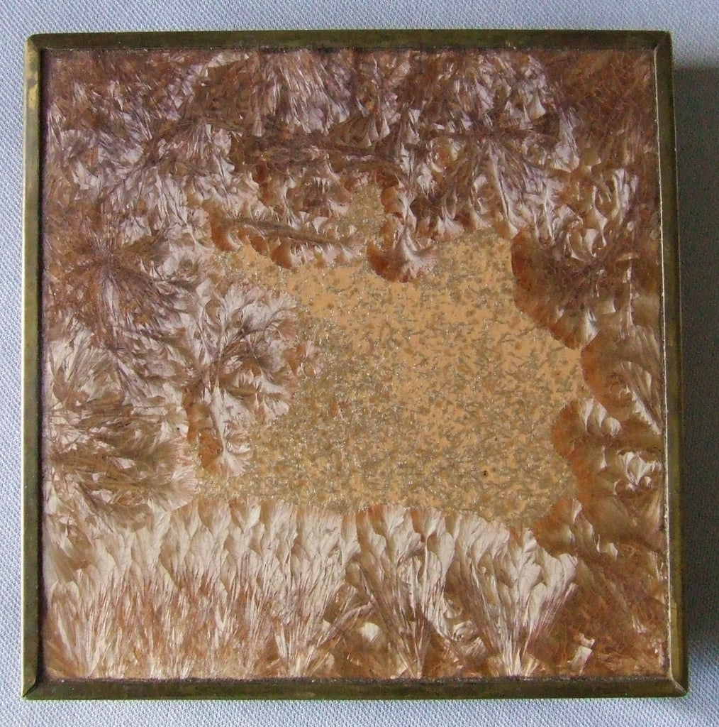 Old Bridge Tile Trivet Crystal Glaze