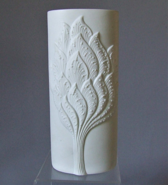 AK Kaiser Porcelain Vase west germany