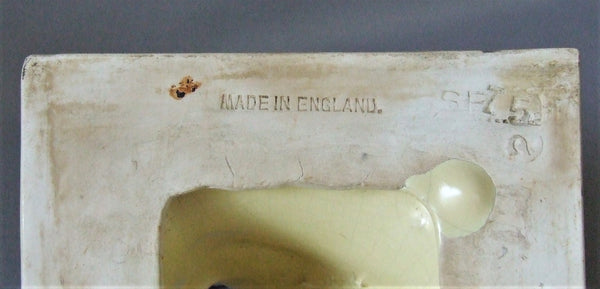 Campbell Tile England Dolphin Fountain Spout Spitter