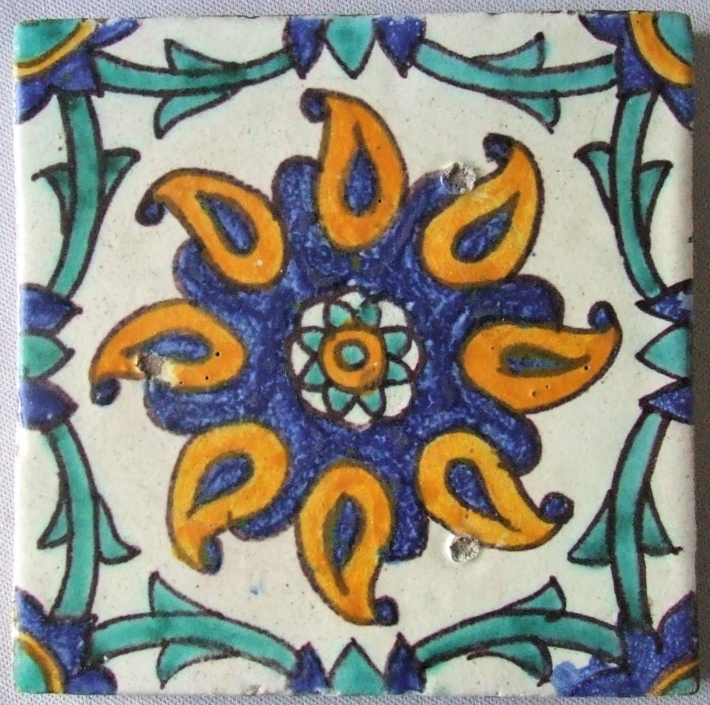 Les Fils de Chemla Tunisian Tile California Arts and Crafts
