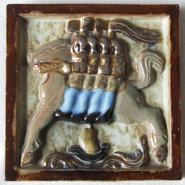 Roger Guerin Bouffioulx Stoneware Tile