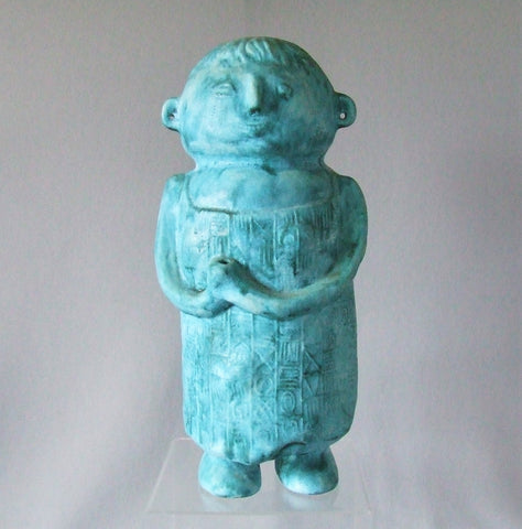 bitossi pottery figure