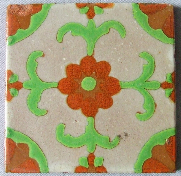 California Spanish Mission Revival Tile Attr to D & M