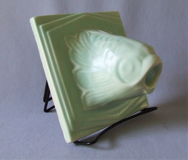 Campbell art deco Tile fish fountain Spitter