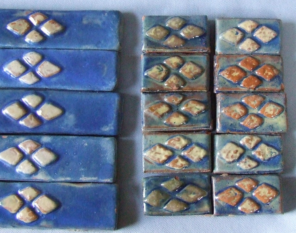 Mercer Moravian Antique Tiles