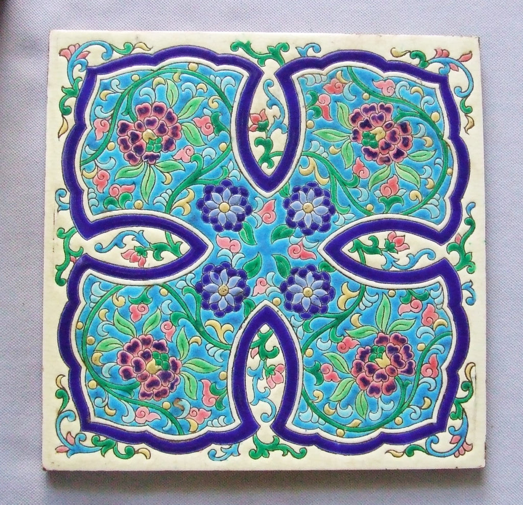 Longwy French Tile