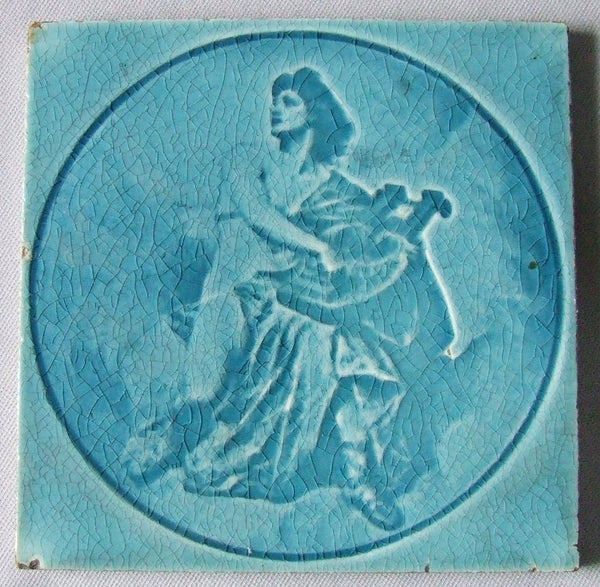 sherwin cotton tile greek mythology Apollo