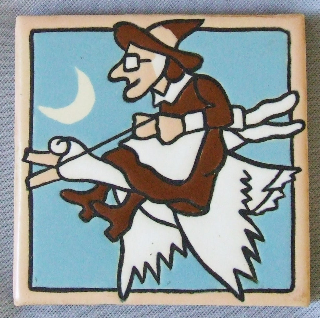 Mosaic Tile Co Mother Goose Nursery Rhyme