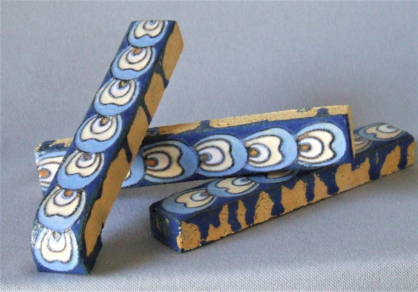 Flint Faience Tile Art Deco Liner