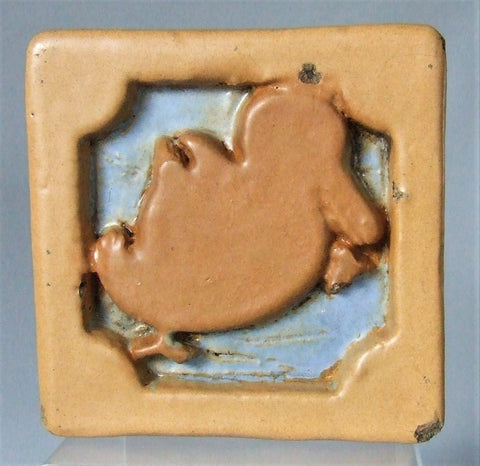 Architectural Terra Cotta Duck
