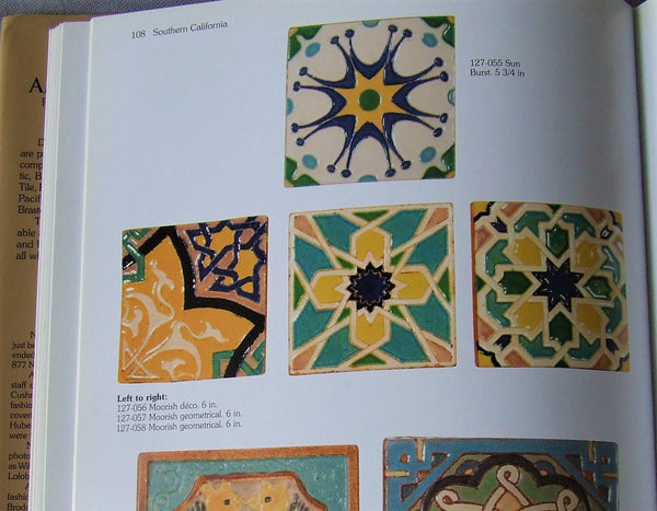 CALCO TILE book