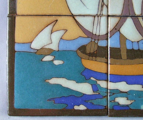 taylor tile panel ship detail