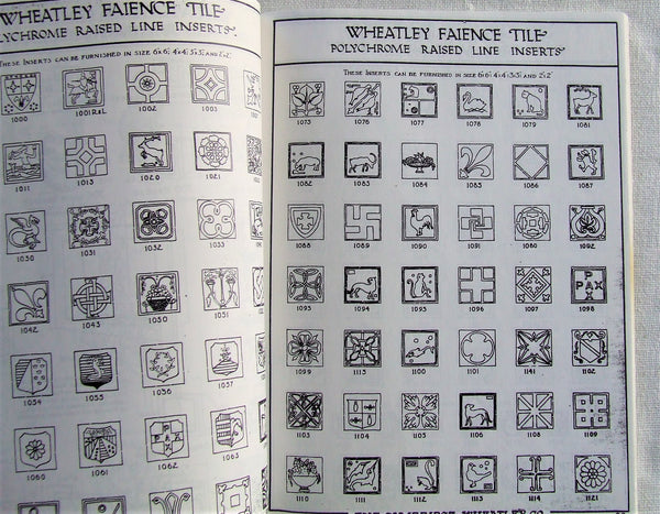 Cambridge Wheatley Tile Monkey catalog