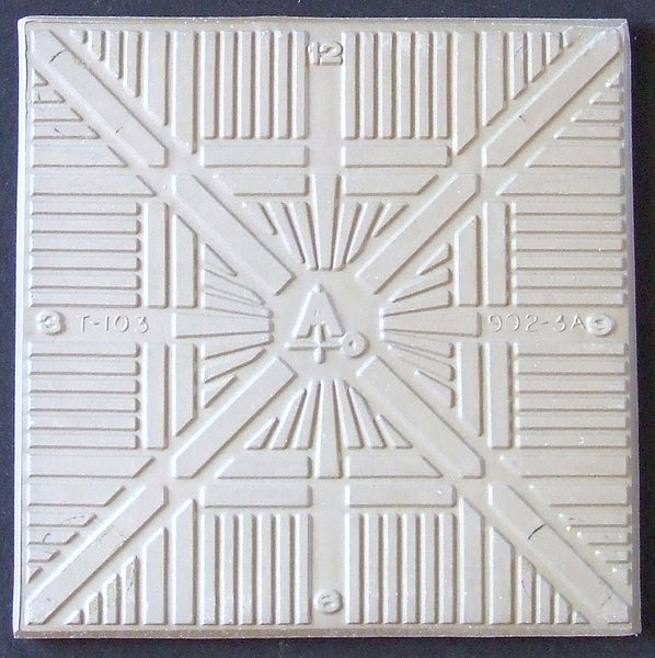 Franciscan Interpace Gladding McBean Mid Century Modern Tile