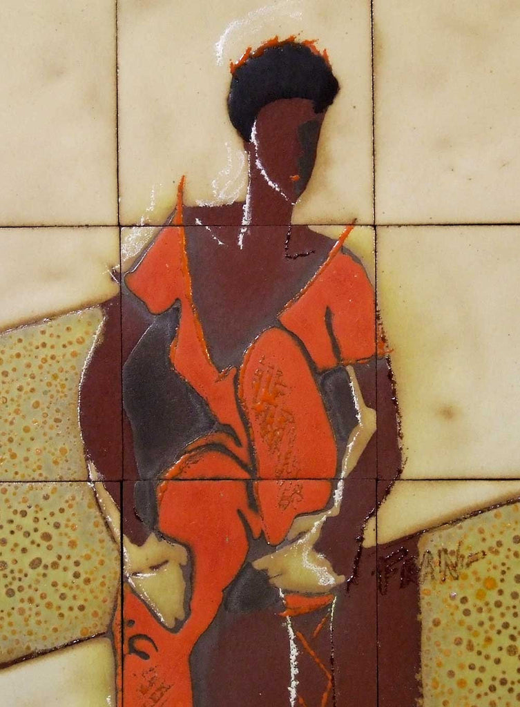 Fran Williams Portrait of a Black Woman