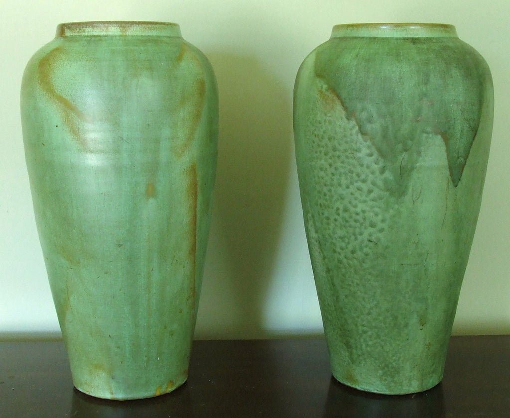 Royal Crown Pottery North Carolina Vases