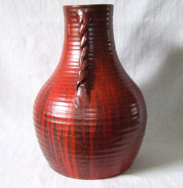North Carolina Pottery Vase Smithfield