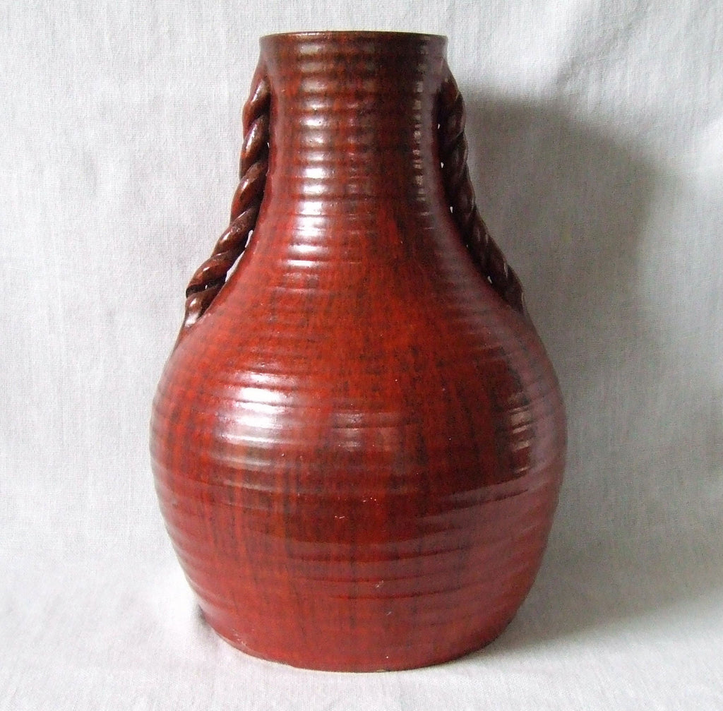 Smithfield North Carolina Pottery Vase