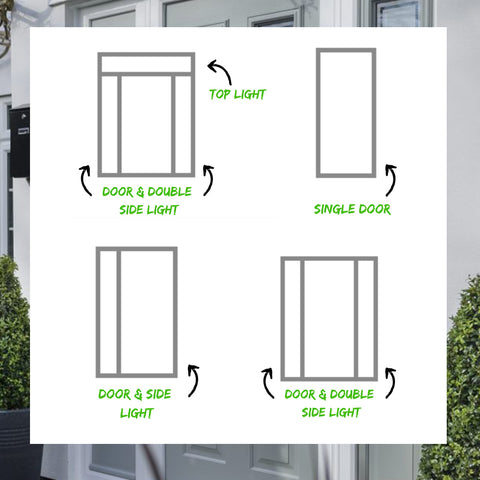 External Composite Door Frames