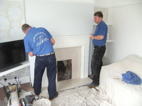 Fireplace Installation Service