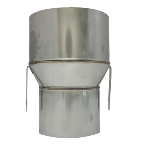 Clay Pot Reducer Stove Flue Pipe