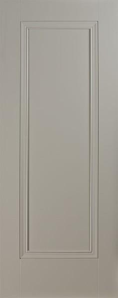 Silk Grey 1p lite Internal Door