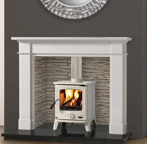 Abbey Marble Fireplace