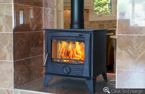 Henley Druid 20kw Double Sided Stove