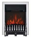 Electric Inset Fires Chrome