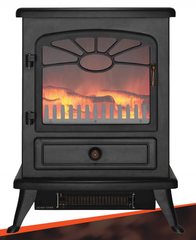 Electric Stove Black