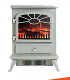 Electric Stove Warm Grey