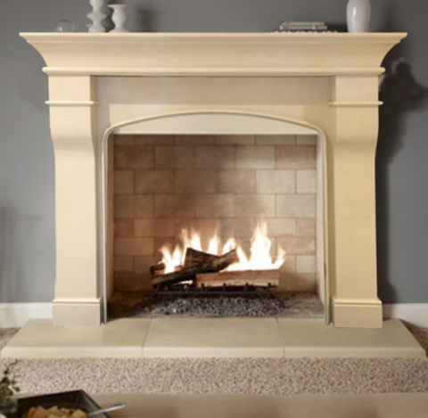 Montpellier Marble Fireplace