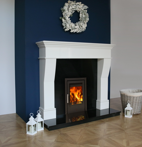 Estada Marble Fireplace